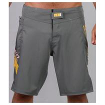 Vulkan Grey Edge Shorts